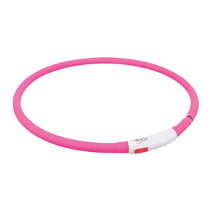 Trixie USB Flash Lichtgevende Band - Pink