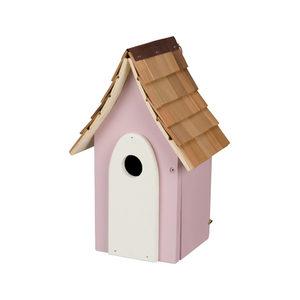 Trixie Vogelhuisje – Roze – 18 x 30 x 15 cm / ø 3 cm