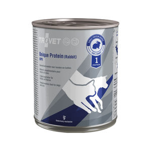 TROVET Unique Protein UPR (Rabbit) - 6 x 800 g