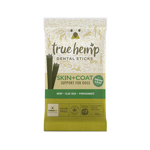 True Hemp Dental Sticks – Skin & Coat – 100 gram