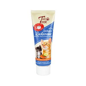 Tubicat Delicatesse - Zalmcrème - 75 g