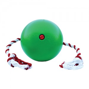 Tuggo Water-Weighted Ball - (9.8 inch) 25 cm - Groen