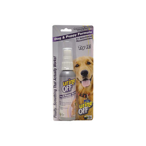 Urine Off Hond & Puppy spray - 118 ml