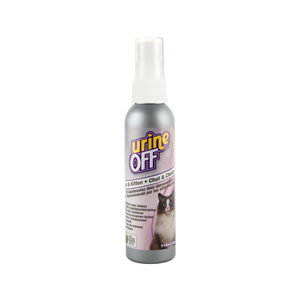 Urine Off Kat & Kitten spray - 118 ml