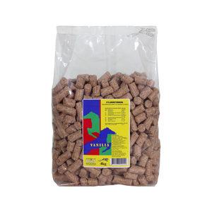 Vanilia Paardensnoepjes - Naturel - 4 kg