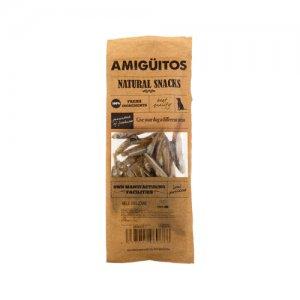 Amigüitos Dog Hele Ansjovis - 80 gram