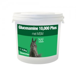 NAF Glucosamine 10000 Plus - 4,5 kg