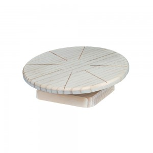 Trixie Running Disc Wood - 20 cm