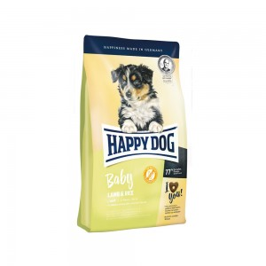 Happy Dog Supreme Young Baby Lamb & Rice 1 kg