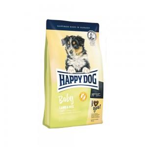 Happy Dog Supreme Young Baby Lamb & Rice 10 kg