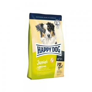 Happy Dog Supreme - Young Junior Lamb & Rice - 4 kg