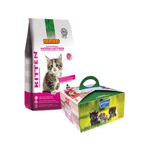 Biofood Kitten - 1,5 kg ( + Gratis Kittenpakket)
