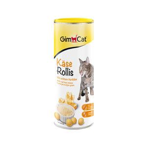 GimCat Kaas-Rollies - Naturel - 425 gram