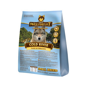 Wolfsblut Cold River Small Breed - 500 gram