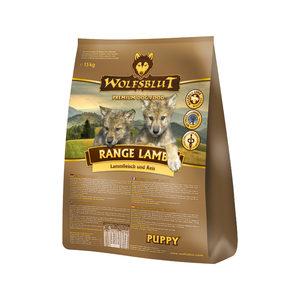 Wolfsblut Range Lamb Puppy - 2 kg