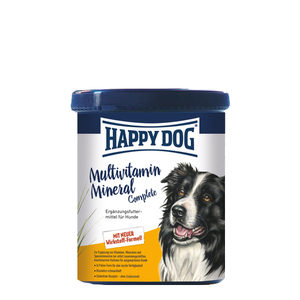 Happy Dog Multivitamin Mineral Complete – 400 g