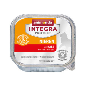 Animonda Integra Protect Nieren – Kalf – 16 x 100 g