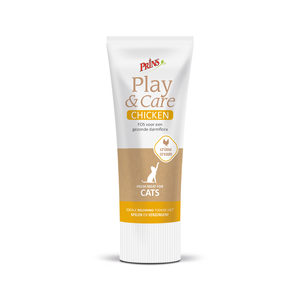 Prins Play & Care Cat Chicken - 75 g