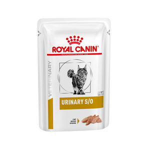 Royal Canin Urinary kat zakjes loaf (Paté) – 4 x 12 x 85 g