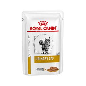 Royal Canin Urinary kat zakjes morsels gravy (Vleesstukjes) – 4 x 12 x 85 g
