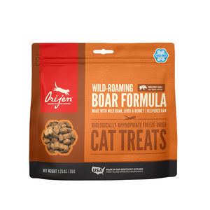 Orijen Cat Treat Freeze Dried - Wild-Roaming Boar - 35 g