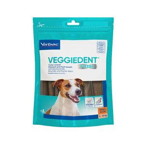 VeggieDent FR3SH Kauwstrips 5 tot 10 kg. – 15 stuks