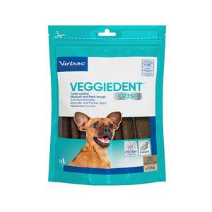VeggieDent FR3SH Kauwstrips tot 5 kg. – 15 stuks