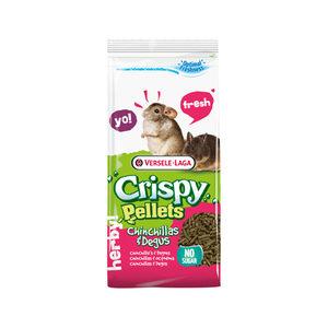 Versele-Laga Crispy Pellets - Chinchillas & Degus - 1 kg