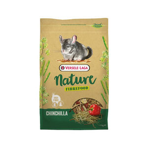 Versele-Laga Nature Fibrefood Chinchilla - 1 kg