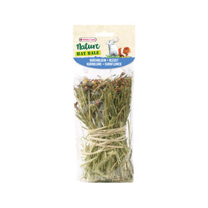 Versele-Laga Nature Snack Hay Bale - Korenbloem & Brandnetel - 70 g