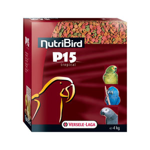Versele-Laga NutriBird P15 Tropical - 4 kg