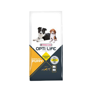 Versele-Laga Opti Life Puppy - Medium - 12,5 kg