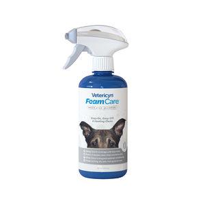 Vetericyn FoamCare Medicated Shampoo - 473 ml