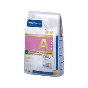 Veterinary HPM Dietetic Cat – Allergy A2 Zalm – 3 kg