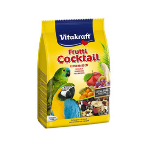 Vitakraft Frutti Cocktail Papegaai - 250 g