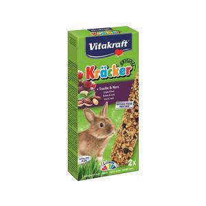 Vitakraft Konijn Kracker - Konijnensnack - Noten