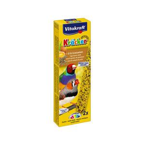 Vitakraft Kräcker Original Exoot - Ei & Graszaad