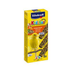 Vitakraft Kräcker Original Kanarie - Honing & Sesam