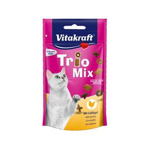 Vitakraft Trio Mix Gevogelte - 60 g
