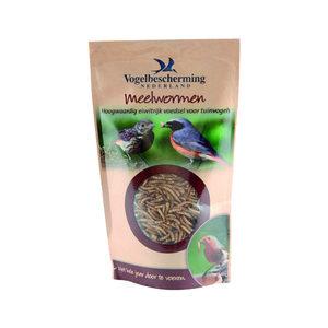 Vogelbescherming Meelwormen - 100 gram