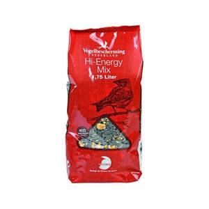 Vogelbescherming Vogelvoeder Hi-Energy Mix - 1,75 L