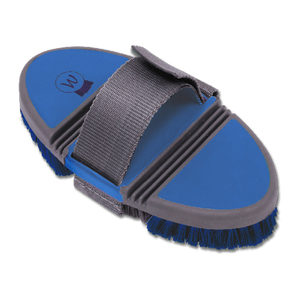 Waldhausen Body Brush Flexi - Azuurblauw