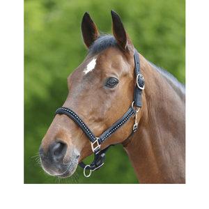 Waldhausen Halster Crystal - Zwart - Pony
