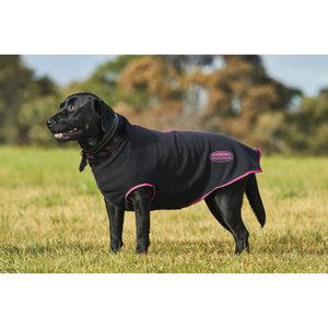 Weatherbeeta Fleece Hondendeken – Zwart – 70 cm