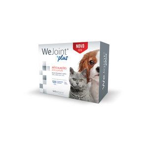 Wepharm WeJoint Plus – Kat en Kleine Hond – 4 x 30 tabletten