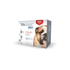 Wepharm WeJoint Plus – Middelgrote Hond – 4 x 30 tabletten