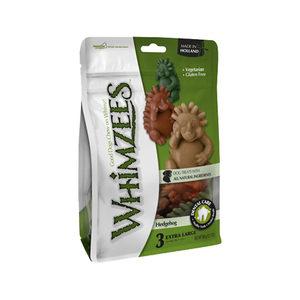 Whimzees Egels – XL – 3 stuks