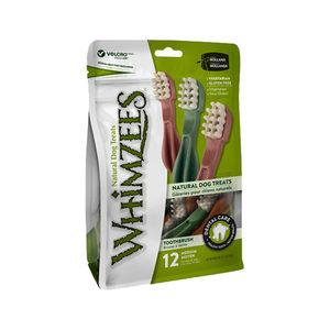 Whimzees Tandenborstels – M – 12 stuks