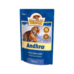 Wildcat Andhra Adult - Maaltijdzakjes - 14 x 100 g