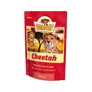 Wildcat Cheetah Adult - Maaltijdzakjes - 14 x 100 g